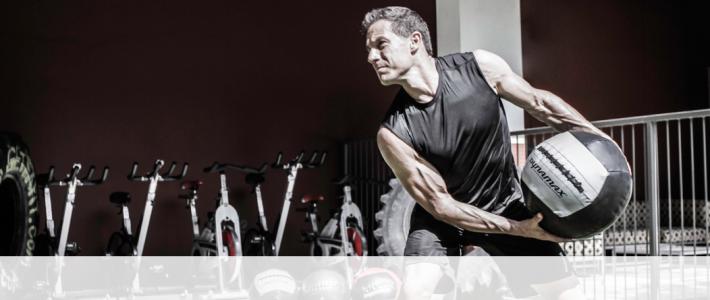 Medicinbaly a ich využitie v silovo – rýchlostnom tréningu